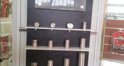 Soporte de aluminio
